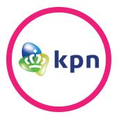 prepaid provider kpn logo