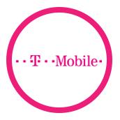 Prepaid provider t-mobile logo