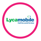 prepaid provider lyca logo