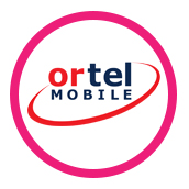 prepaid provider ortel logo