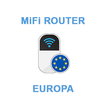 MiFi Router Europa